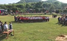 Nghĩa Lạc tổ chức Ngày hội Đại đoàn kết tại khu dân cư  xóm Mồn