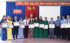 Nghĩa Lợi tọa đàm kỷ niệm 37 năm ngày nhà giáo Việt Nam ( 20/11/1982-20/11/2019 )