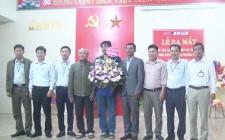 Lễ ra mắt hợp tác xã nông nghiệp sản xuất và tiêu thụ mía nguyên liệu Nghĩa Phú