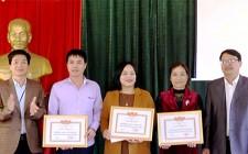 Tổng kết  hội thi giáo viên dạy giỏi cấp THCS huyện Nghĩa Đàn năm 2019