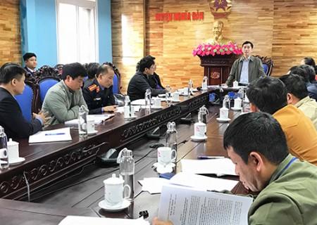 HĐND huyện thống nhất nội dung cho kỳ họp thứ 11 khóa XIX