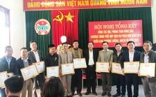 Hội Nông dân huyện tổng kết công tác hội, phong trào nông dân 2019