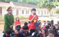 Tuyên truyền về phòng chống pháo nổ cho học sinh