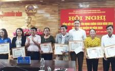 Ban đại diện Ngân hàng CSXH huyện Nghĩa Đàn tổng kết hoạt động năm 2019, triển khai nhiệm vụ năm 2020