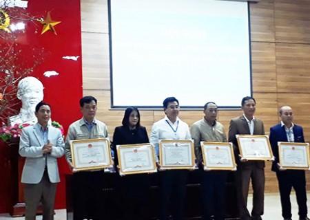 UBND huyện Nghĩa Đàn tổng kết nhiệm vụ phát triển KT - XH năm 2019 và triển khai nhiệm vụ năm 2020
