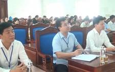 Đảng ủy cơ quan Chính quyền huyện Nghĩa Đàn tổng kết công tác xây dựng Đảng năm 2019