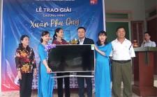 """VNPT Nghĩa Đàn – Thái Hòa trao giải chương trình """"Xuân Phú Quí – nhận Tivi"""""""