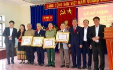 Đảng bộ xã Nghĩa Lợi kỷ niệm 90 năm ngày thành lập Đảng