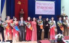 HĐND xã Nghĩa Thành tổ chức kỳ họp thứ nhất