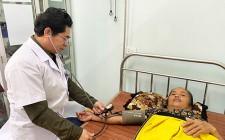 Bác sỹ vùng giáo tâm huyết với nghề
