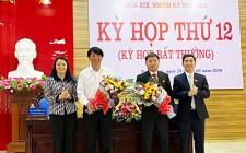 Kỳ họp thứ 12 HĐND huyện Nghĩa Đàn khóa XIX