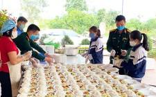 Nghĩa Đàn có hơn 250 tình tình nguyện viên phục vụ tại điểm cách ly