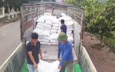 Phòng Giáo dục và Đào tạo Nghĩa Đàn tiếp nhận và cấp phát 41.025 kg gạo cho học sinh vùng khó khăn