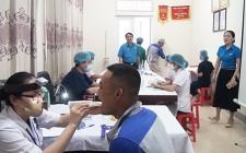Khám sức khỏe định kỳ cho người lao động