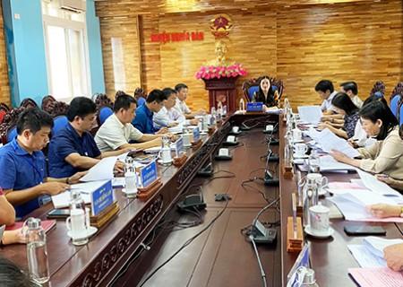 HĐND tỉnh giám sát việc thực hiện một số nghị quyết của HĐND tỉnh về cơ chế, chính sách đầu tư phát triển kinh tế - xã hội tại Nghĩa Đàn