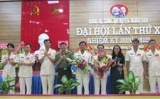 Đại hội đảng bộ công an huyện  Nghĩa Đàn lần thứ X
