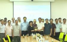 Đoàn công tác của Ban Nội chính Trung ương thăm trang trại, nhà máy của Tập đoàn TH