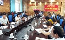 Nghĩa Đàn tham gia hội nghị trực tuyến báo cáo viên Tỉnh ủy tháng 6/2020