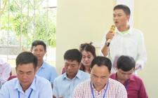 Xây dựng NTM nhằm phục vụ lợi ích của nhân dân