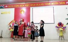 Hội LHPN xã Nghĩa Phú sinh hoạt chuyên đề phòng, chống Bạo lực gia đình