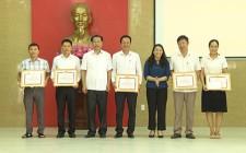Huyện ủy Nghĩa Đàn tổ chức hội nghị BCH Đảng bộ mở rộng