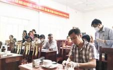 Tập huấn hướng dẫn mô hình giám sát đảm bảo ATTP bữa cỗ tập trung đông người tổ chức tại cộng đồng