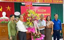 Hội Cựu TNXP huyện Nghĩa Đàn kỷ niệm 70 năm ngày truyền thống