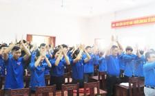 Huyện đoàn Nghĩa Đàn tổ chức lớp bồi dưỡng lý luận chính trị, kỹ năng, nghiệp vụ công tác Đoàn – Hội – Đội năm 2020