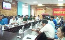 Nghĩa Đàn tham gia hội nghị trực tuyến phòng chống dịch Covid 19 tỉnh Nghệ An