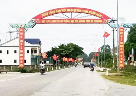 Quyết tâm xây dựng Nghĩa Đàn trở thành trung tâm kinh tế nông nghiệp ứng dụng công nghệ cao của tỉnh Nghệ An