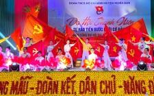 Chương trình Văn nghệ chào mừng thành công Đại hội Đảng bộ huyện lần thứ XXIX nhiệm kỳ 2020 - 2025