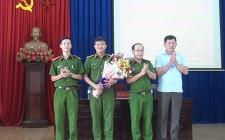 Nghĩa Thành tọa đàm  kỷ niệm 75 năm ngày truyền thống công an nhân dân Việt Nam (19/8/1945 – 19/8/2020)