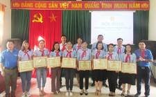 Tổng kết công tác Đội và phong trào thanh thiếu nhi năm học 2019 – 2020