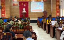 Đảng bộ cơ quan Chính quyền huyện quán triệt Nghị quyết Đại hội Đảng bộ huyện lần XXIX