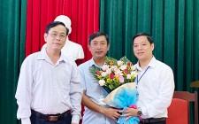 Công bố quyết định giao phụ trách Trung Tâm Văn hóa, Thể thao và Truyền thông huyện Nghĩa Đàn
