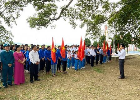 Các hoạt động về nguồn nhân dịp kỷ niệm 90 năm ngày thành lập Chi bộ Đảng Cộng sản đầu tiên
