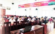 Nghĩa Lâm tổ chức truyền thông về trợ giúp pháp lý cho nhân dân