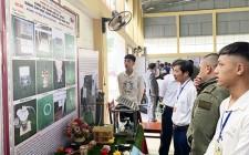 Hội thi Khoa học kỹ thuật cấp huyện dành cho học sinh Trung học cơ sở năm học 2020 - 2021