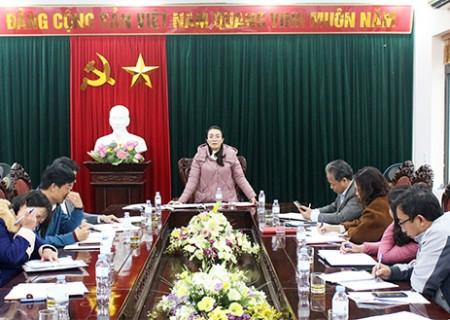 Đẩy mạnh công tác tuyên truyền Đại hội lần thứ XIII của Đảng