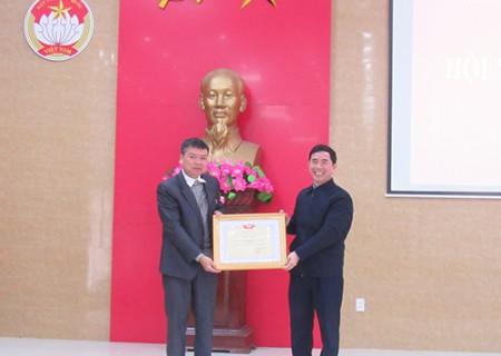 MTTQ huyện Nghĩa Đàn tổ chức hội nghị lần thứ 6