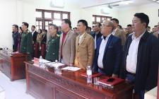 BCH Quân sự huyện Nghĩa Đàn khai mạc tập huấn cán bộ năm 2021