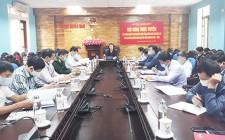 Nghĩa Đàn tham gia Hội nghị trực tuyến toàn quốc tập huấn nghiệp vụ công tác bầu cử đại hiểu quốc hội khóa XV và đại biểu HĐND các cấp nhiệm kỳ 2021 - 2026