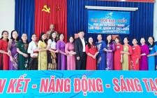 Đại hội Đại biểu Hội LHPN xã Nghĩa Thành lần thứ 2