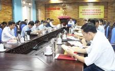 Nghĩa Đàn tham gia trực tuyến tập huấn nghiệp vụ công tác bầu cử Quốc hội và HĐND các cấp