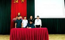 Nghĩa Lâm khai mạc huấn luyện dân quân năm 2021