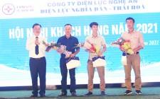 Điện lực Nghĩa Đàn – Thái Hòa hội nghị khách hàng năm 2021