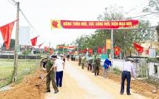 Nghĩa Thịnh phát động phong trào toàn dân chung tay xây dựng NTM
