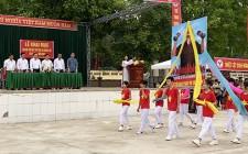 Nghĩa Lộc tổ chức Đại hội TDTT lần IX  năm 2021
