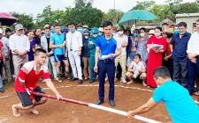 Xã Nghĩa Lợi  khai mạc Đại hội Thể dục thể thao lần thứ IX năm 2021