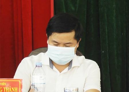 Chương trình hành động của ông Trần Công Thành, ứng cử viên Đại biểu HĐND tỉnh Nghệ An khóa XVIII